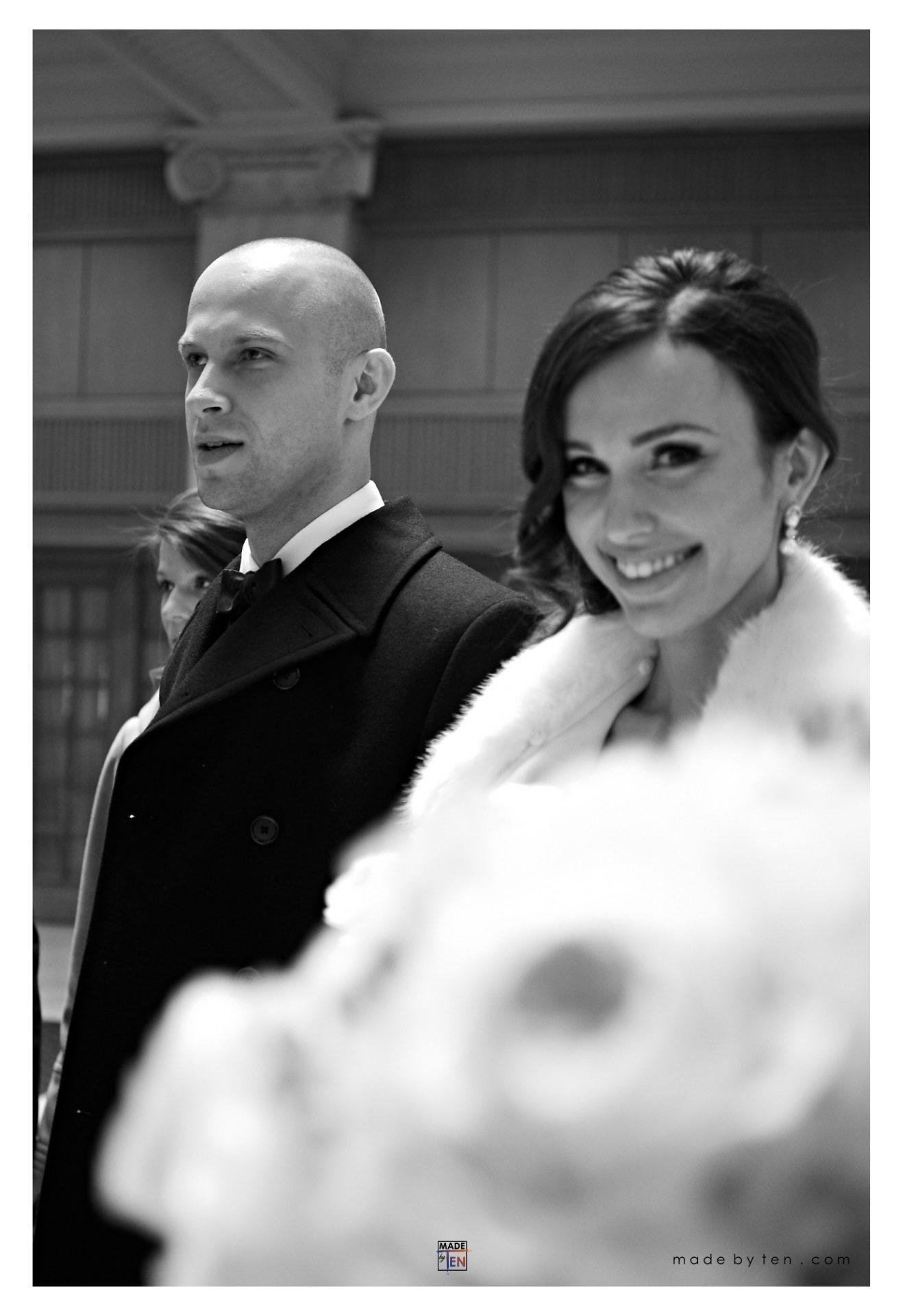 GTA Wedding Photographer Fairmont Royal York