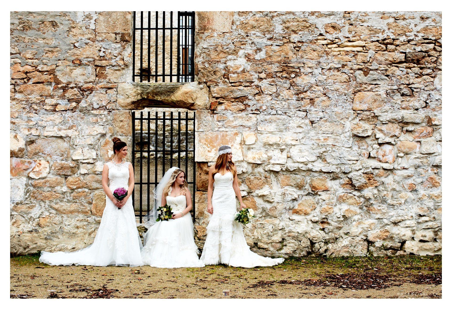 Beautiful Wedding Dresses Ruins - GTA Women Bridal Photography