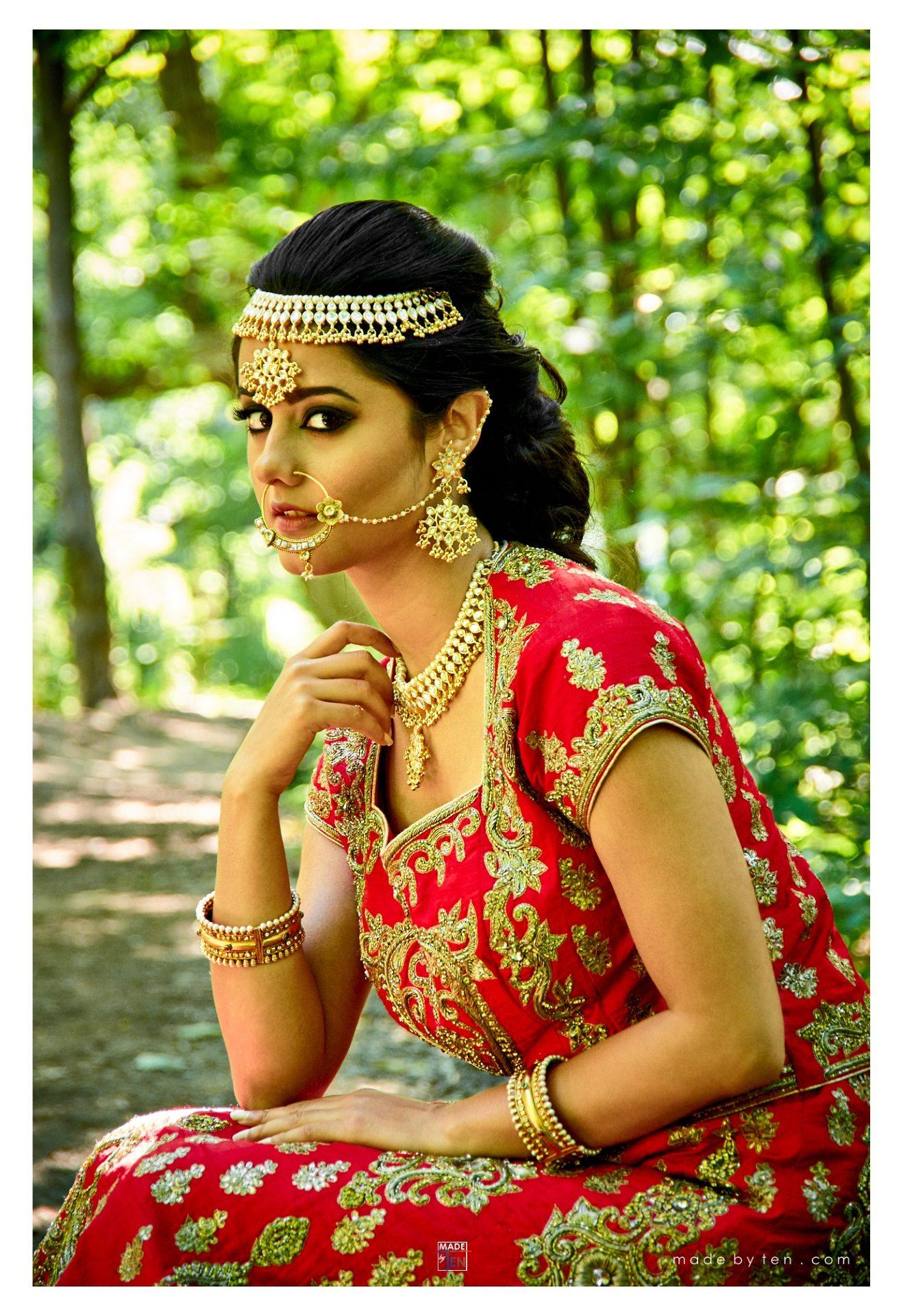 Beautiful Wedding Dress - GTA Women Bridal Photography
