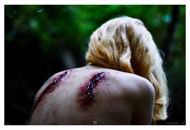 Fallen Angel Wings - GTA Women Fantasy Photography