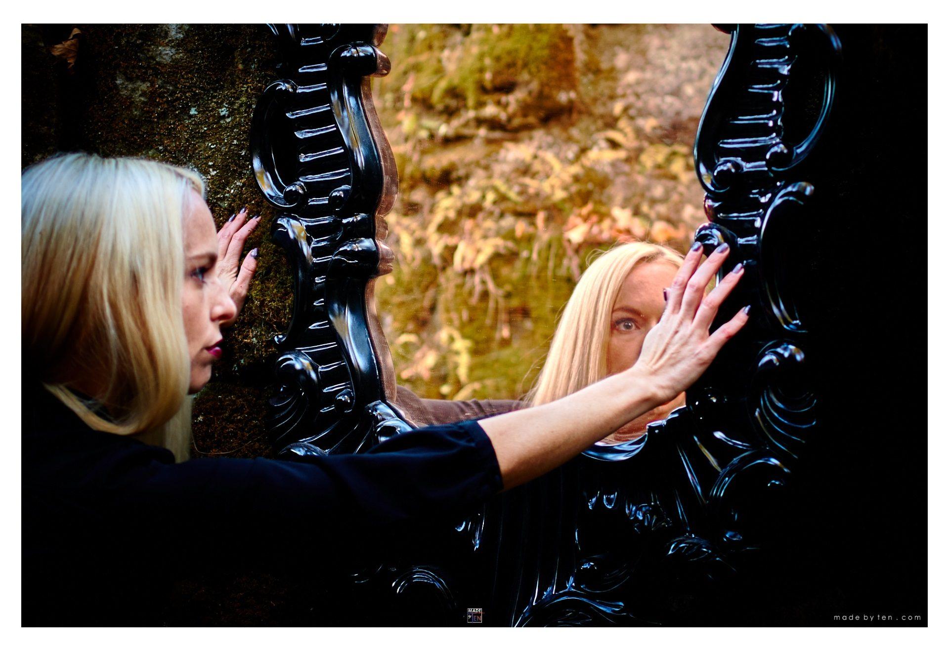 Reflection - GTA Women Toronto Fantasy Photography