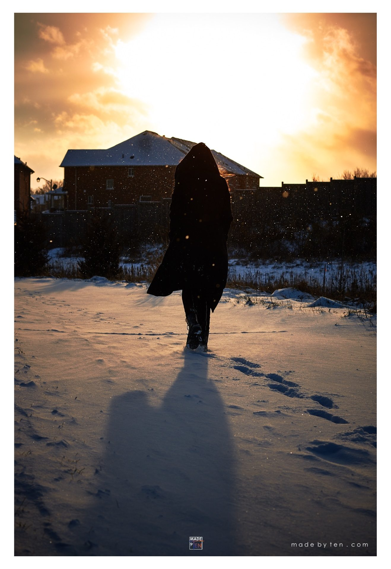 Made-by-Ten-Modern-Creative-Fine-Art-Portrait-Photography-GTA-Women-Toronto-Winter-Sunset-1