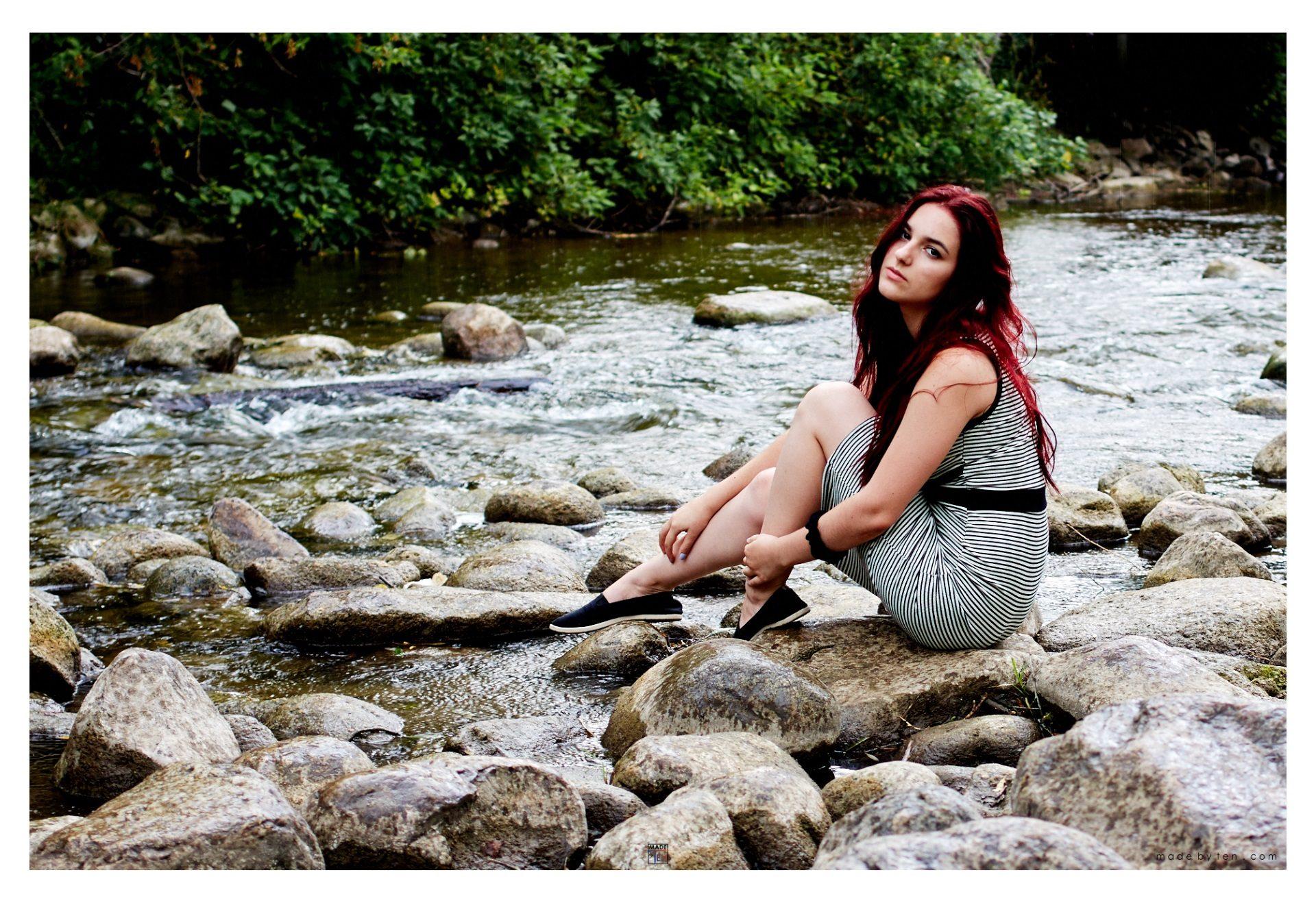 Woman Creek - GTA Women Lifestyle Photography