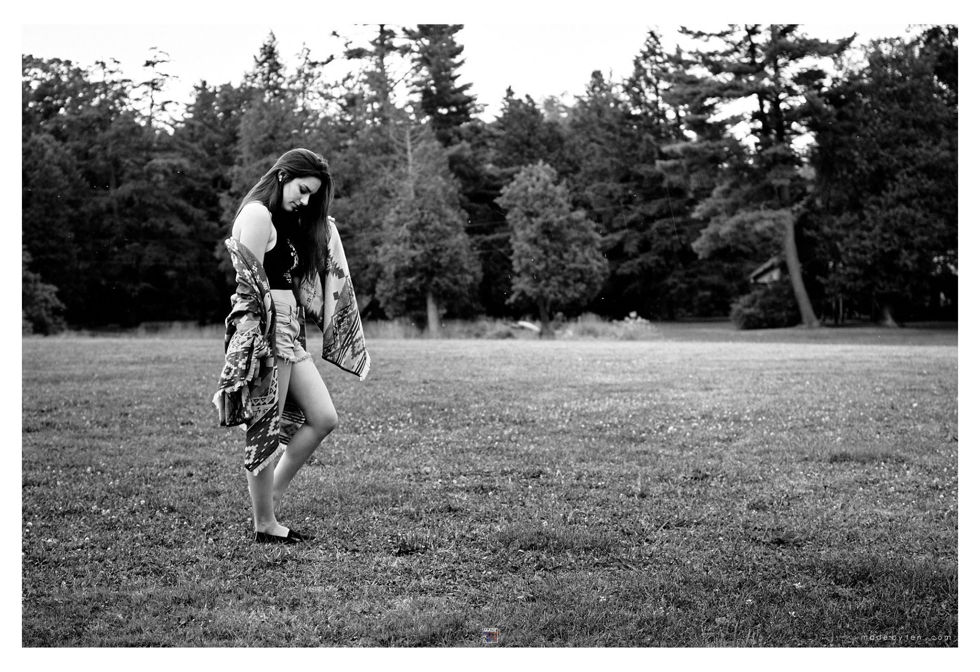 Woman Nature Fashion - GTA Women Lifestyle Photography