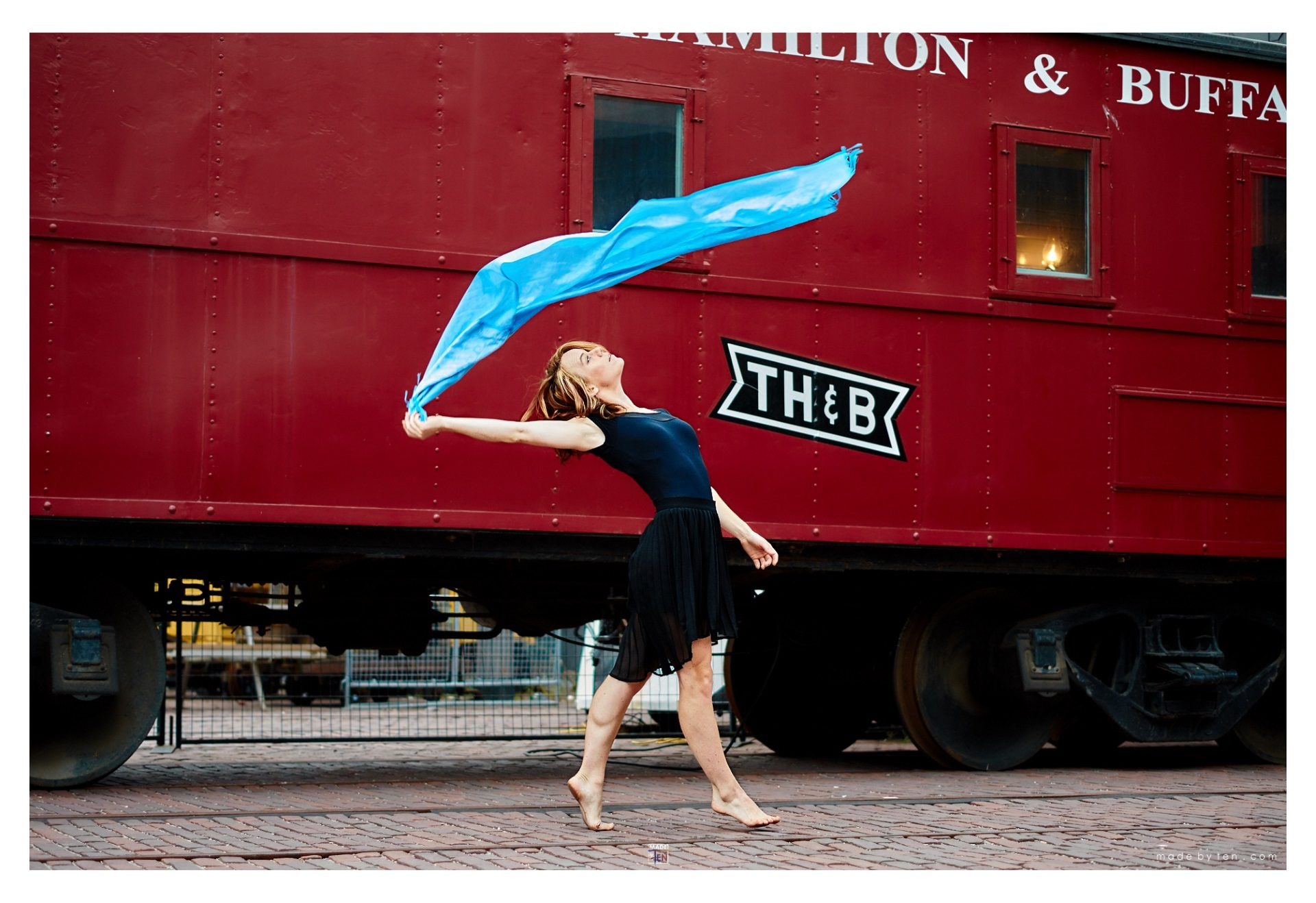 Made-by-Ten-Modern-Creative-Passion-Photography-GTA-Women-Toronto-Railway-Museum-Dancer-2