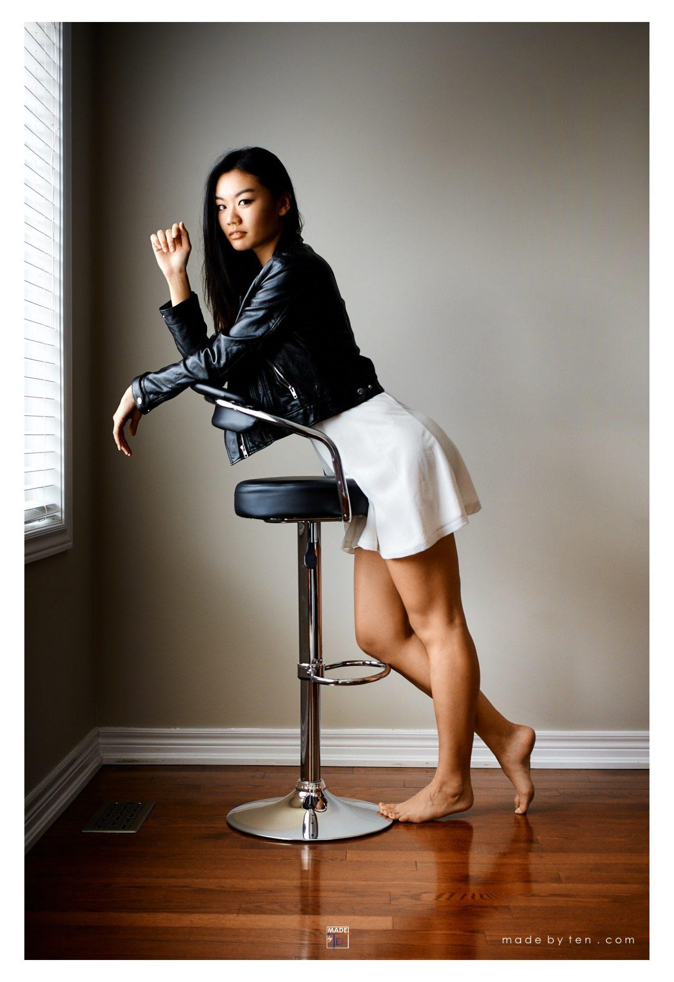Woman Beautiful Window - GTA Women Lifestyle Photography