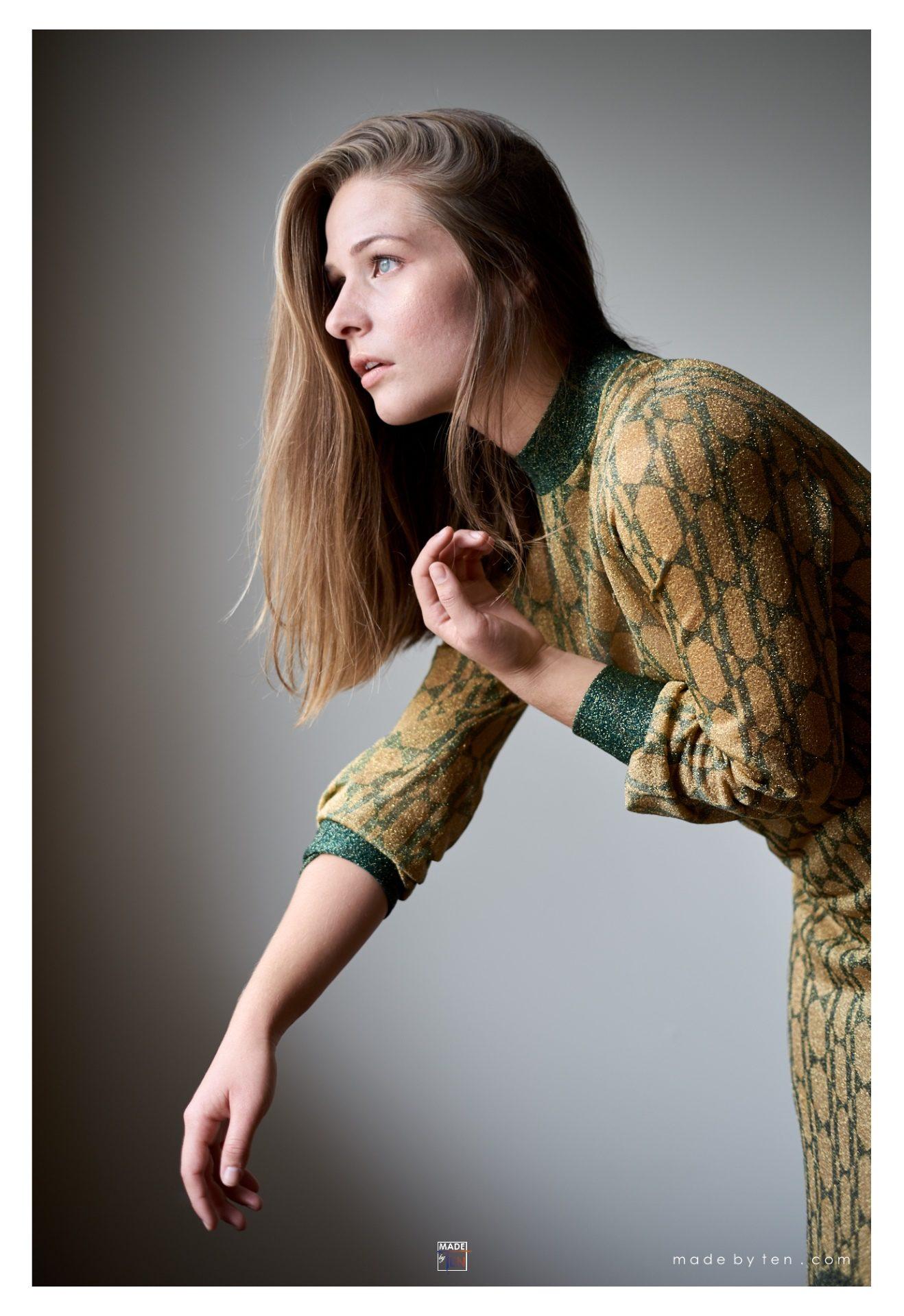 Face and Hands - GTA Women Art Photography