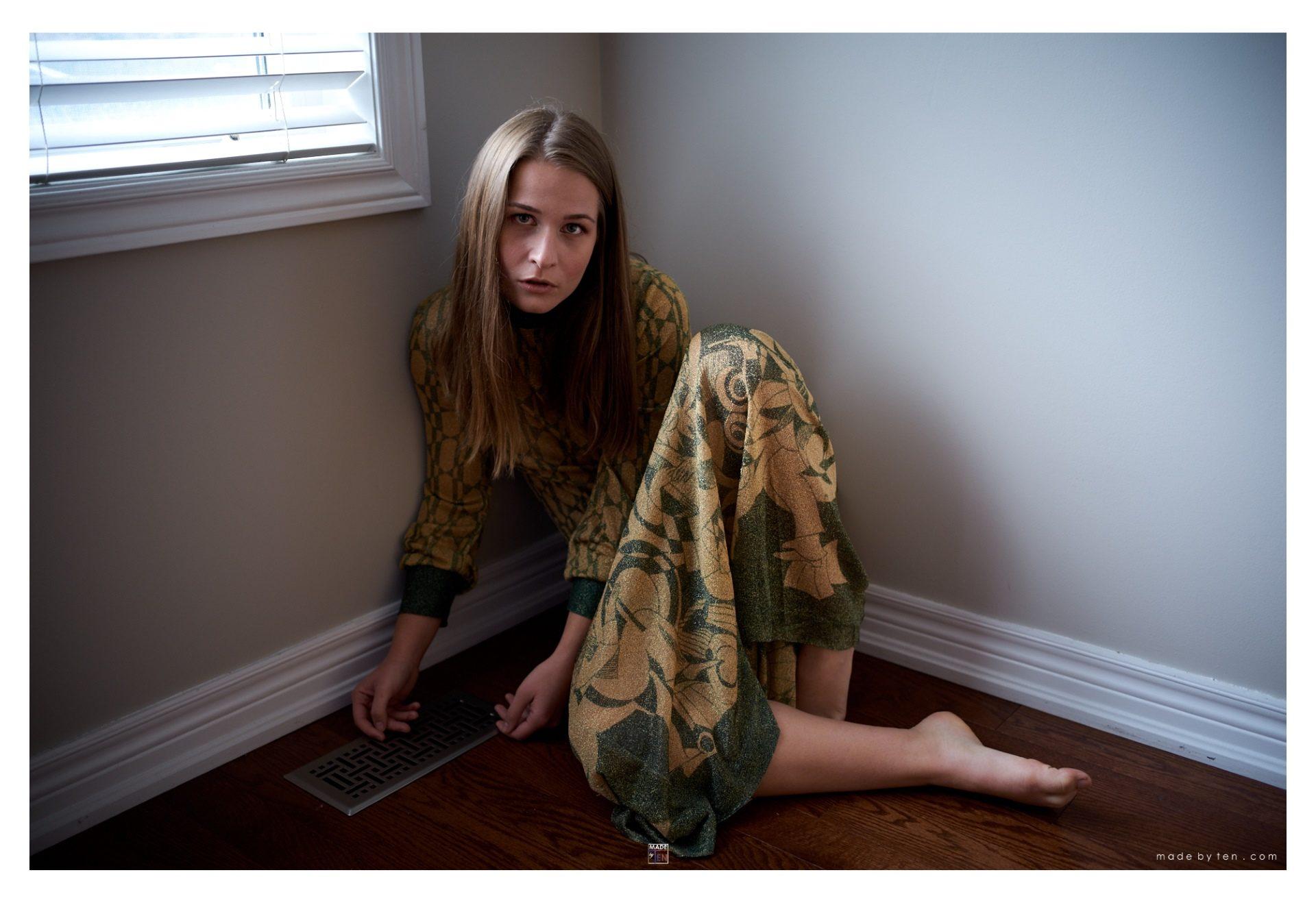 Pose 3 - GTA Women Art Photography
