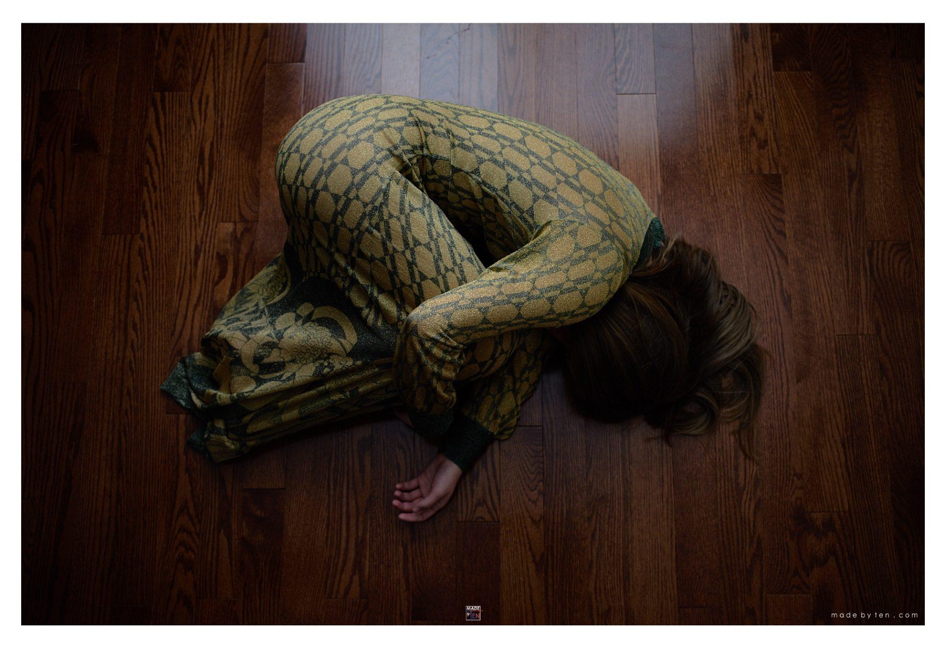 Cocoon Portrait - GTA Women Art Photography