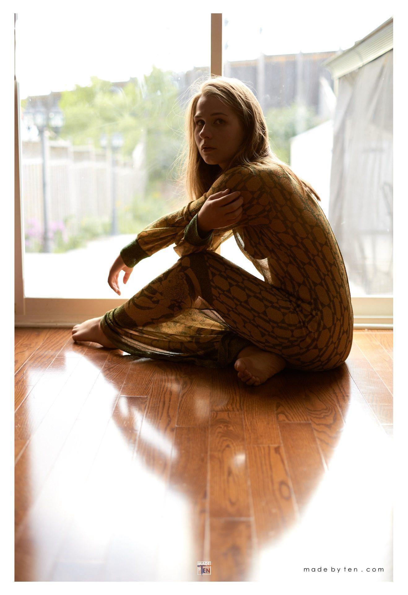 Back Sliding Door - GTA Women Art Photography