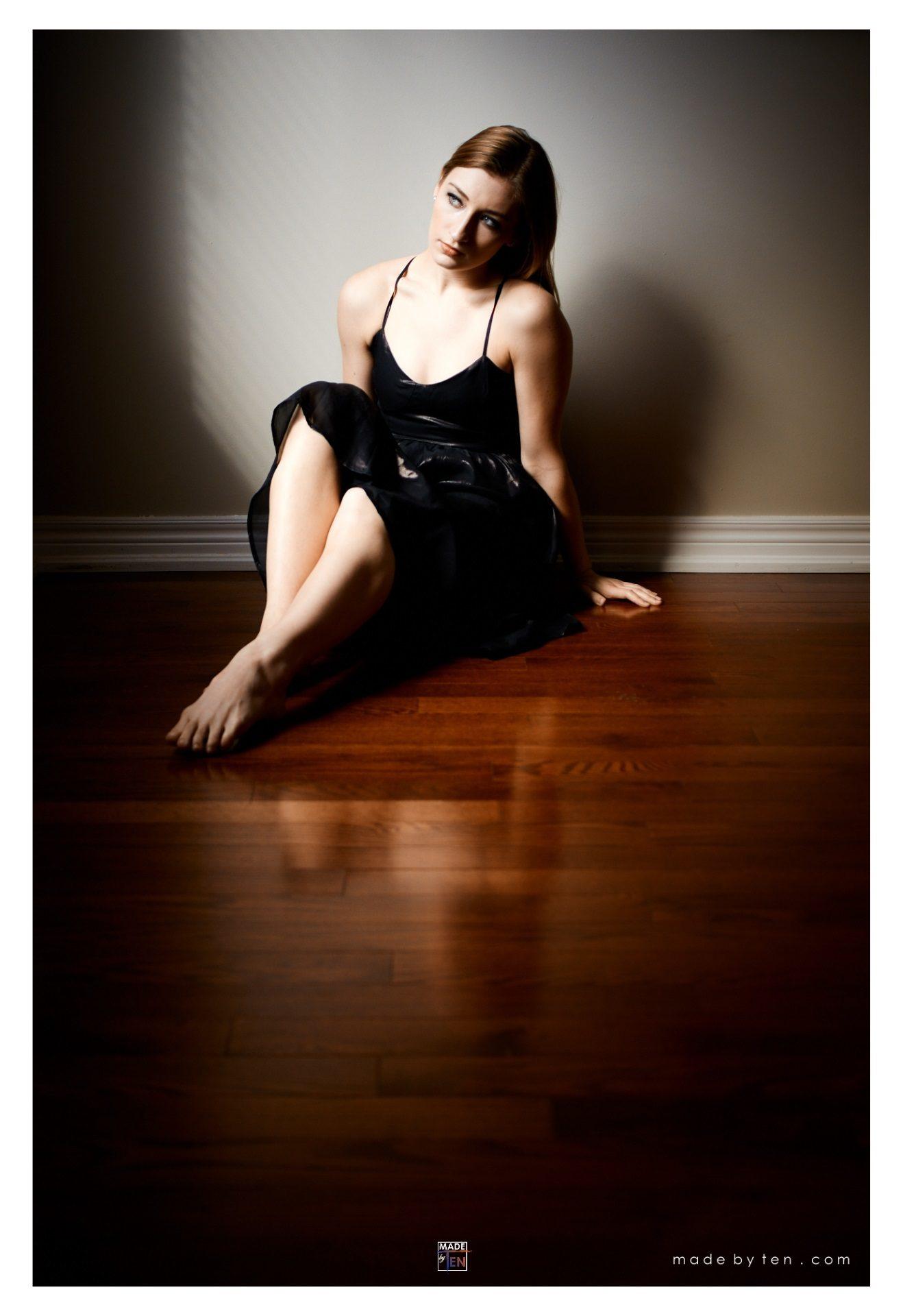 Woman Creative Portrait - GTA Women Lifestyle Photography