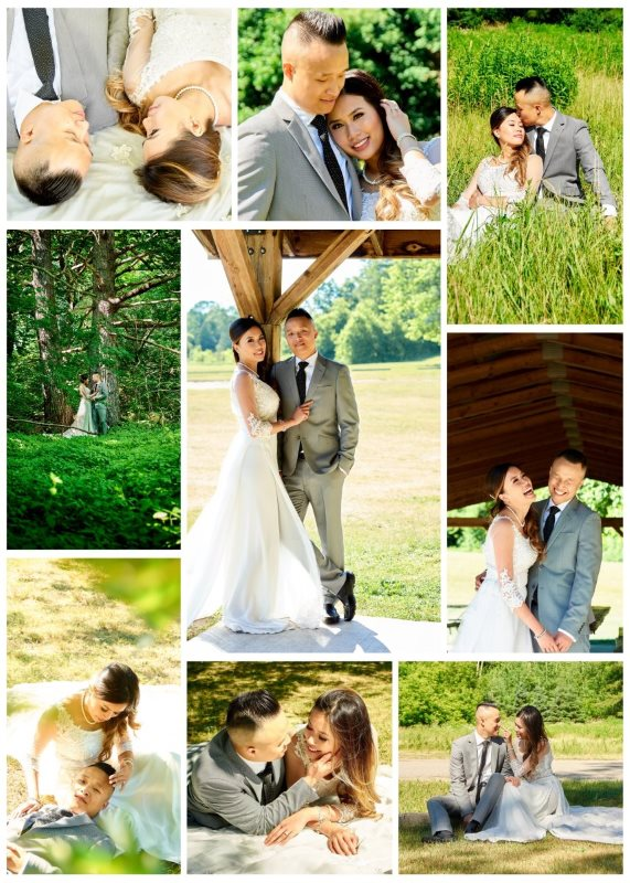 Wedding Collage GTA Toronto