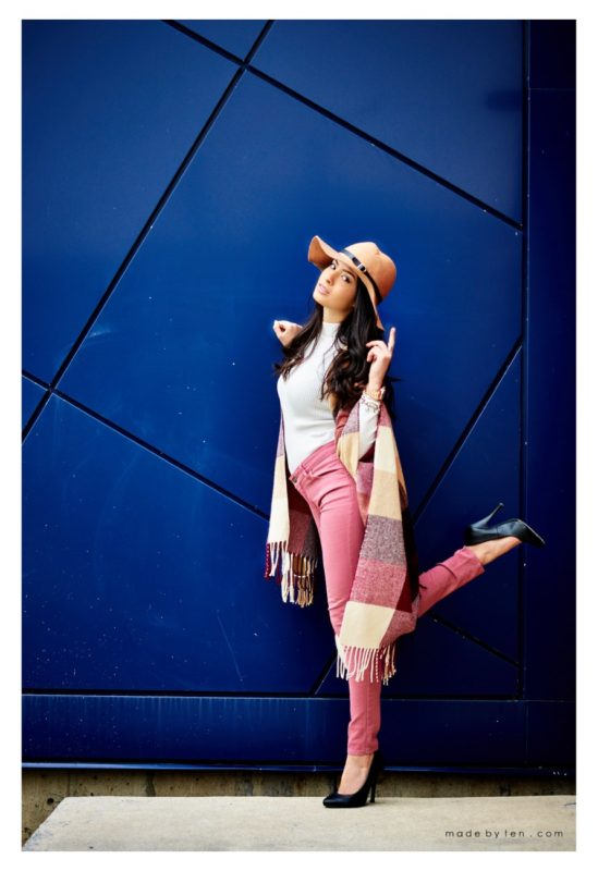 Spring Fashion Portrait Simple Bold GTA Toronto