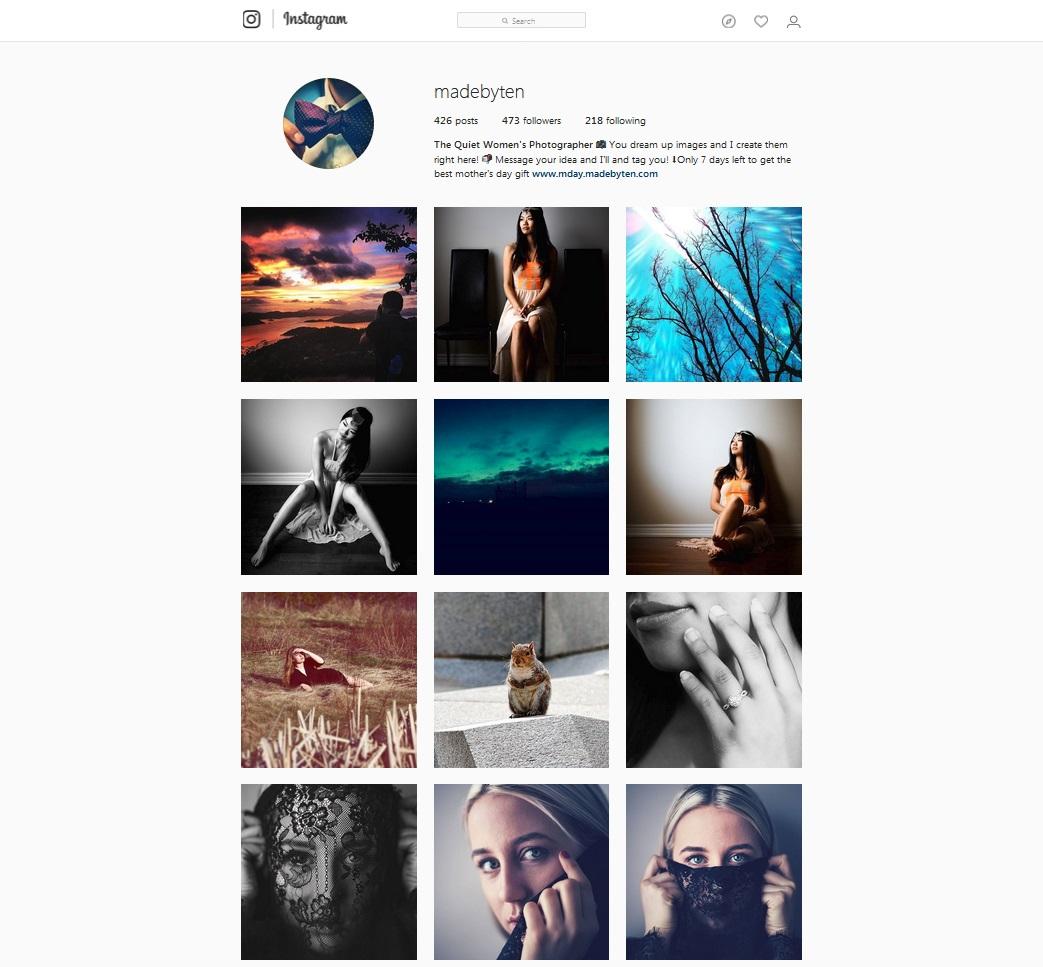 Creative Photography All Women GTA Toronto