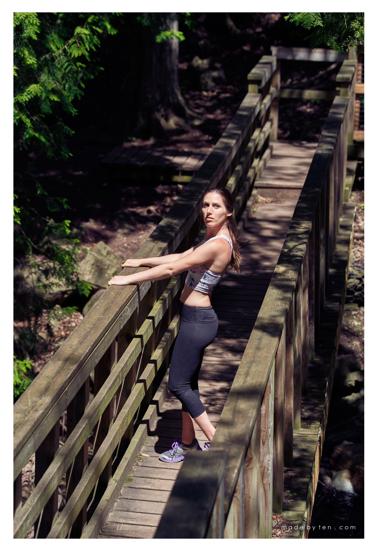 Themed Photoshoot Inspiration Outdoor Fitness And Hiking