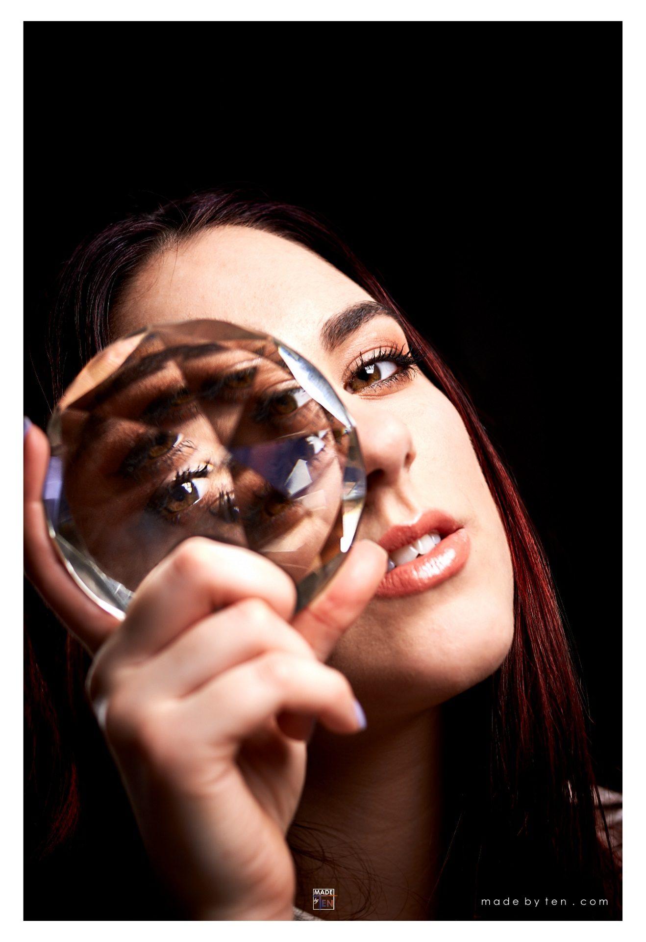 Woman Creative Big Diamond - GTA Women Fine Art Photography