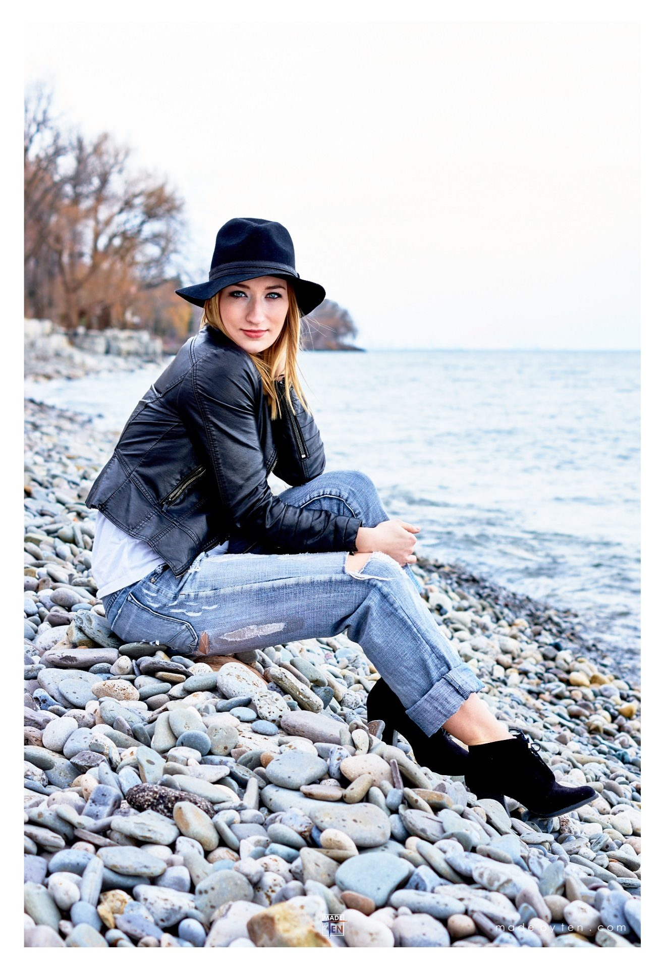 Pebble Beach Fashion Editorial - GTA Women Lifestyle Photography