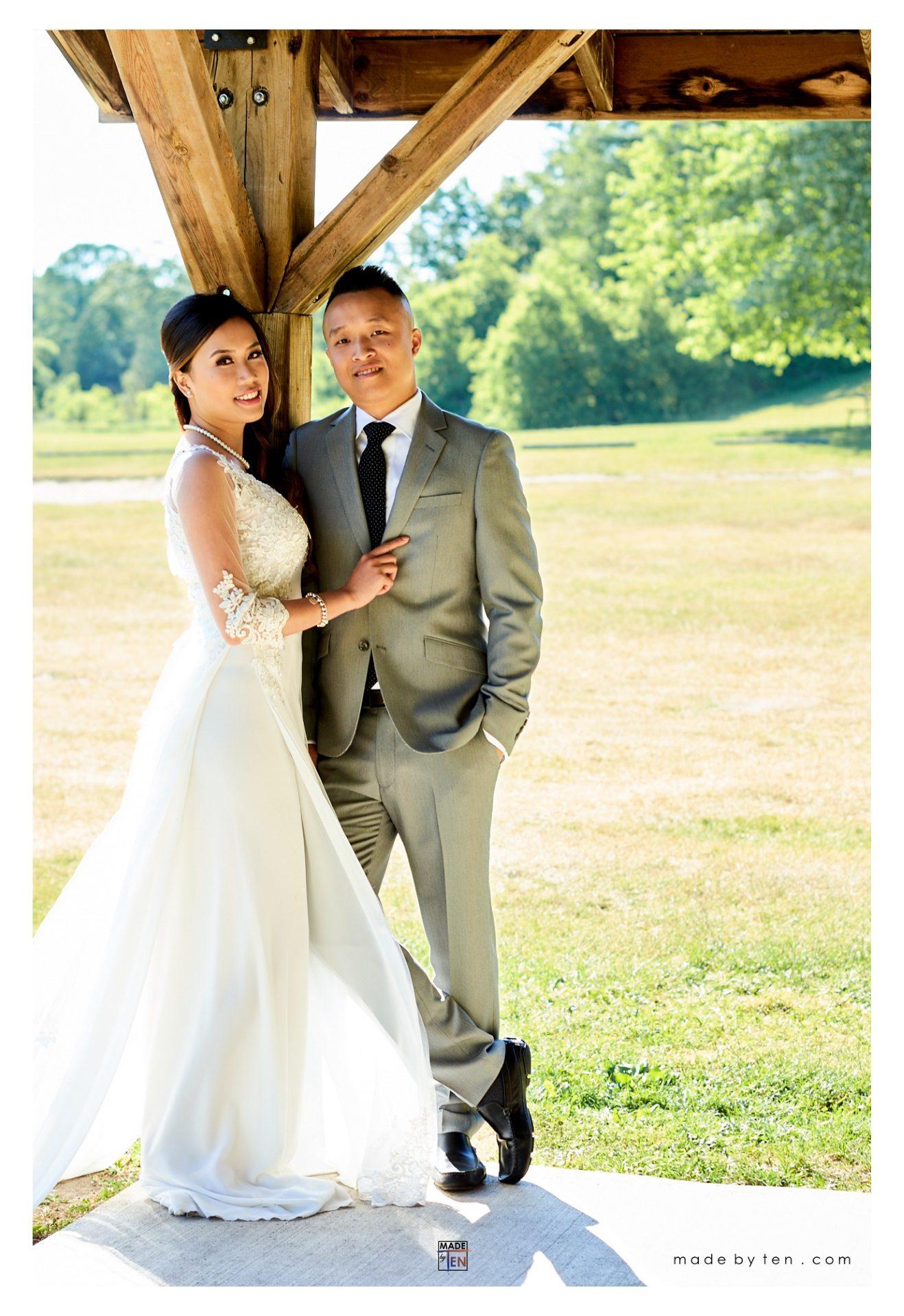 Beautiful Simple Golden Engagement - GTA Women Couple Photography