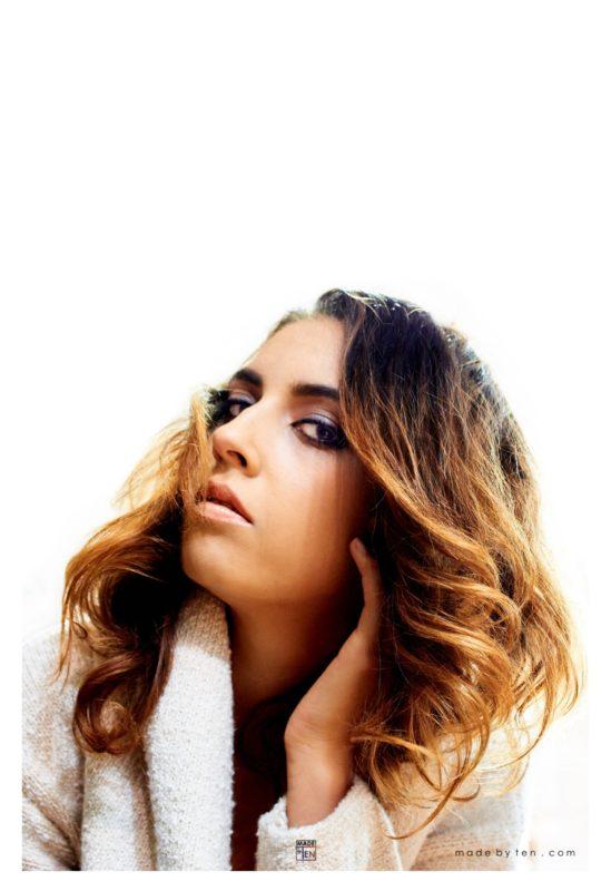 Woman Creative Headshot - GTA Women Portrait Photography