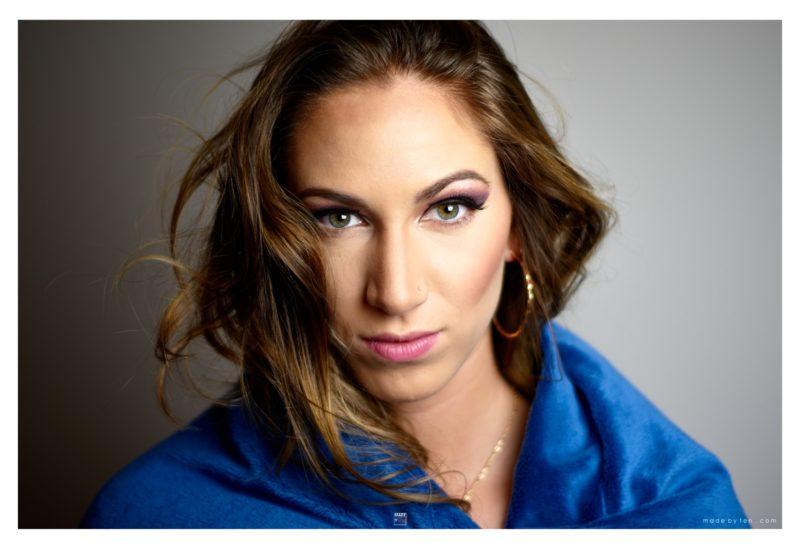 Woman Modern Headshot - GTA Women Portrait Photography