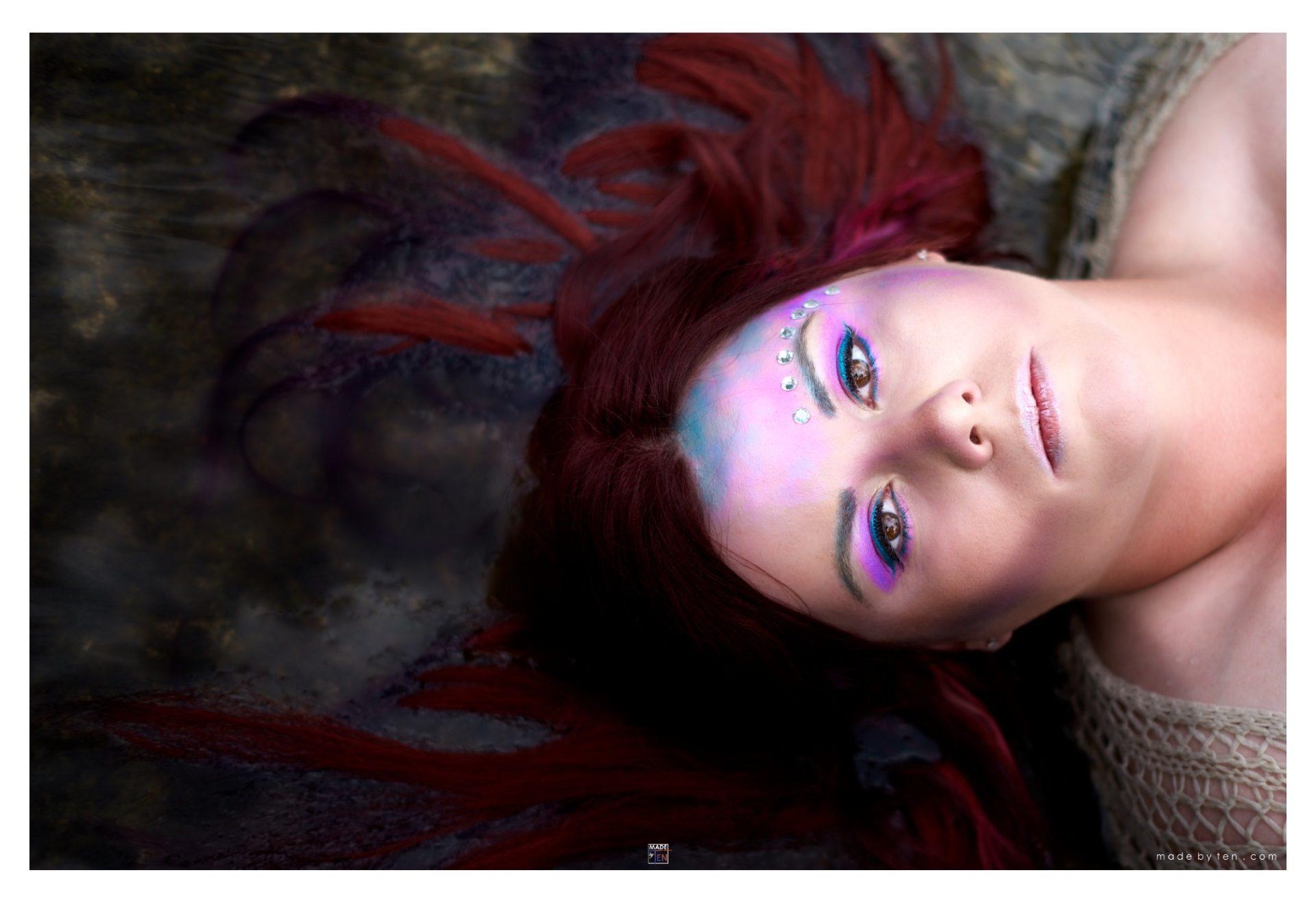 Head in Water - GTA Women Fantasy Photography