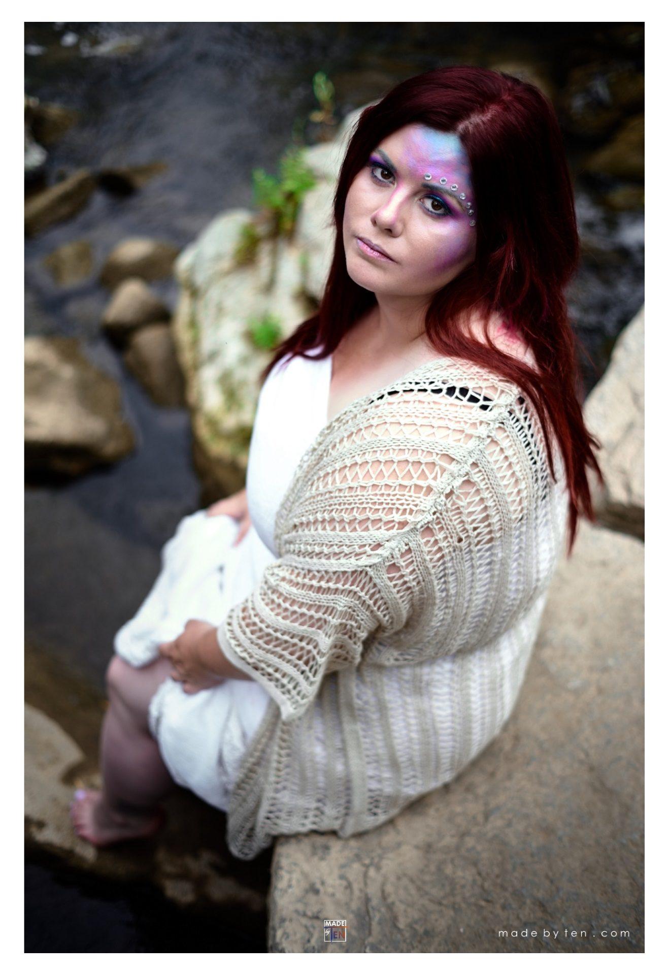 Mermaid Theme - GTA Women Fantasy Photography