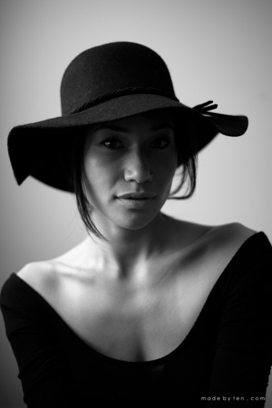 Hat Confidence Portrait Photographer GTA Ontario