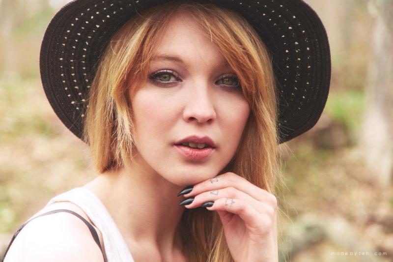 Confidence Portrait Photographer GTA Ontario