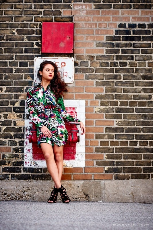 Urban Fashion Confidence Portrait Photographer GTA Ontario